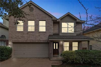 Travis County Single Family Home Pending - Taking Backups: 8109 Siringo Pass
