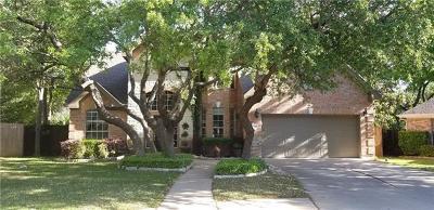 Cedar Park Single Family Home Coming Soon: 1803 Sandra Cv