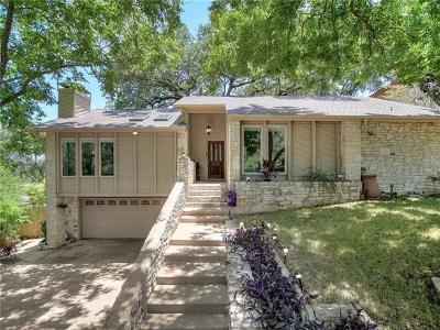 Travis County Single Family Home Pending - Taking Backups: 3511 Pinnacle Rd