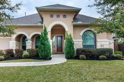 Cedar Park Single Family Home For Sale: 3211 Herradura Dr