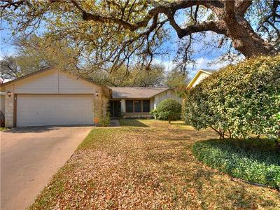 Austin Single Family Home For Sale: 7109 Pine Bluffs Trl