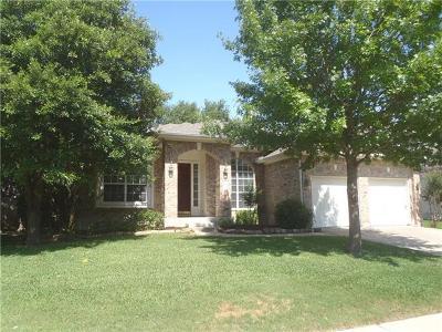 Round Rock Rental For Rent: 1402 Laurel Oak Loop