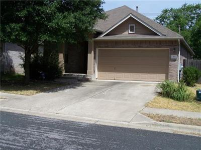 Round Rock Single Family Home Pending - Taking Backups: 304 Valona Loop