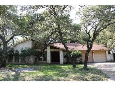 Austin Single Family Home Pending - Taking Backups: 7404 W Rim Dr