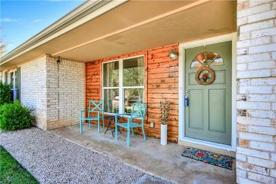 Austin Single Family Home For Sale: 1411 Salem Meadow Cir