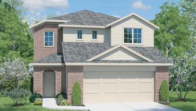 Manor Single Family Home For Sale: 14903 Breccia Rd