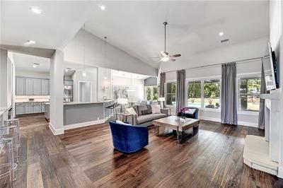 Austin Single Family Home Pending - Taking Backups: 4324 Verano Dr
