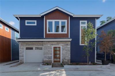 Austin Single Family Home For Sale: 1148 Webberville Rd Rd #8