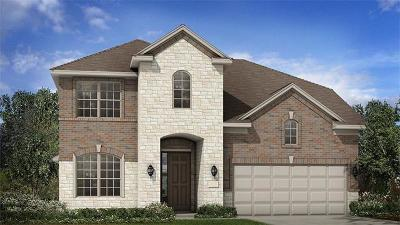 Leander Single Family Home For Sale: 3012 Scout Pony Dr