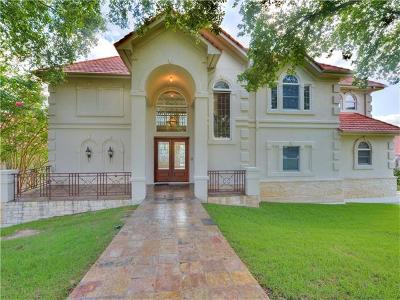 Austin TX Single Family Home For Sale: $1,099,950
