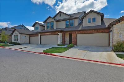 Cedar Park Condo/Townhouse For Sale: 2304 S Lakeline Blvd #232