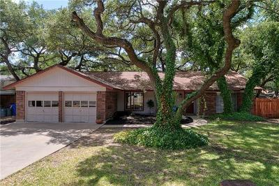Cedar Park Single Family Home Pending - Taking Backups: 2403 Monte Carlo Dr