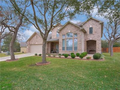 Travis County, Williamson County Single Family Home For Sale: 11129 Blissfield Cv