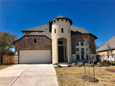 Leander Single Family Home For Sale: 201 Orange Mimosa Ln