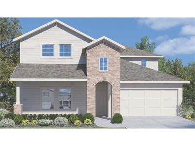 Single Family Home For Sale: 610 Comal Run
