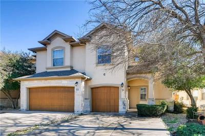 Condo/Townhouse For Sale: 7708 San Felipe Blvd #9