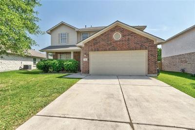 Kyle Single Family Home For Sale: 180 Goldenrod St