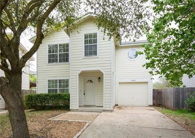 Austin Single Family Home For Sale: 10304 Garbacz Dr