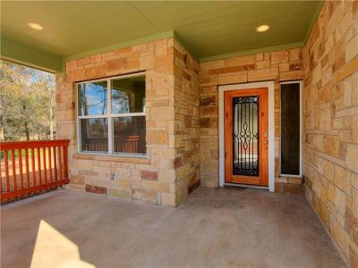Bastrop County Single Family Home Active Contingent: 104 Naalehu Ct