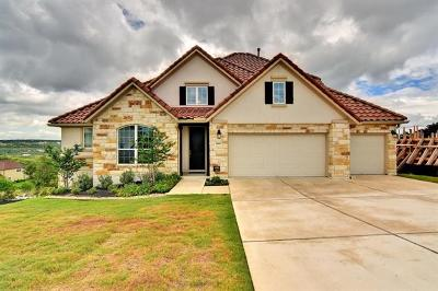 Spicewood Single Family Home For Sale: 19606 Summit Glory Trl