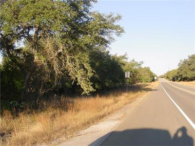 Residential Lots & Land For Sale: 18901 Hamilton Pool Rd