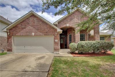 Round Rock TX Single Family Home Coming Soon: $276,000