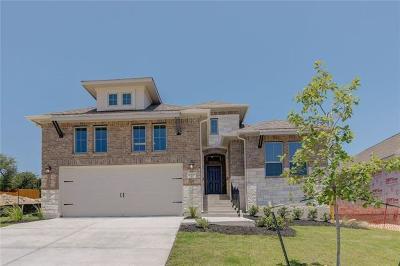 Lago Vista Single Family Home For Sale: 8008 Arbor Knoll Ct