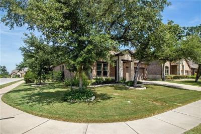 Cedar Park Single Family Home Pending - Taking Backups: 800 Wilson Ranch Pl