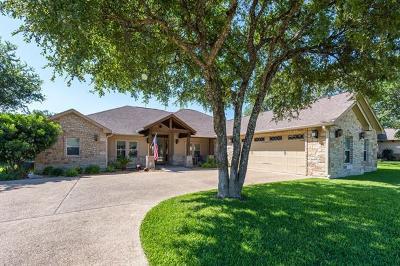 Burnet Single Family Home For Sale: 311 Yellow Ribbon Trl