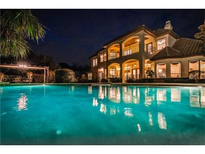 Lakeway Single Family Home For Sale: 107 Lakeway Hills Cv
