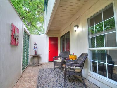 Travis County Condo/Townhouse For Sale: 6718 Silvermine Dr #1304