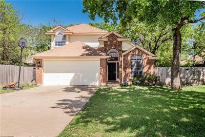 Cedar Park Single Family Home Pending - Taking Backups: 2111 Old Mill Rd