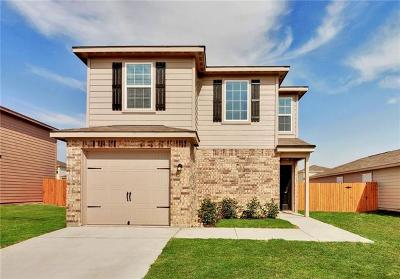 Jarrell Single Family Home For Sale: 748 Yearwood Ln