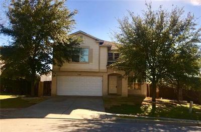 Del Valle Single Family Home For Sale: 13001 Lofton Cliff Dr