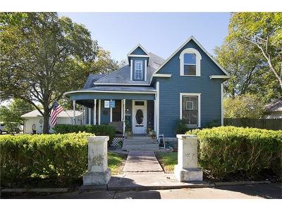 Williamson County Single Family Home For Sale: 409 W Clark St N