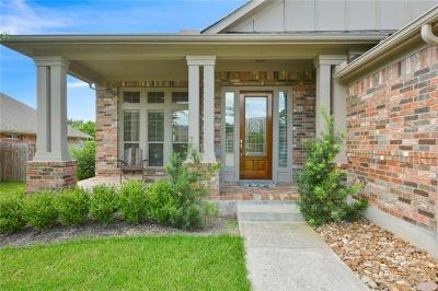 Pflugerville Single Family Home For Sale: 2413 Dovetail St