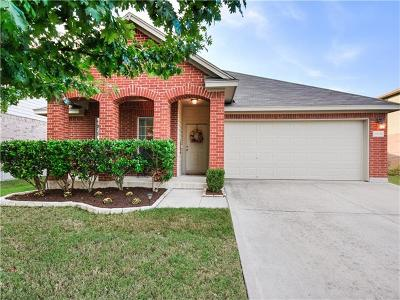 Pflugerville Single Family Home For Sale: 19136 Leigh Ln