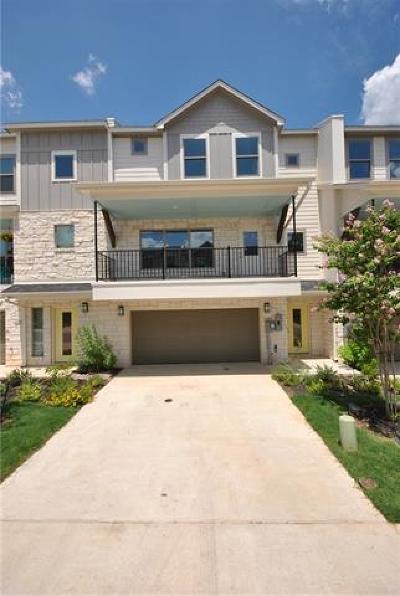 Georgetown Condo/Townhouse For Sale: 217 Birch Oak Ln