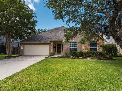 Austin Single Family Home For Sale: 12517 Uvalde Creek Dr