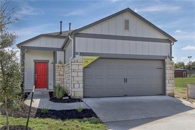 Round Rock Condo/Townhouse For Sale: 2800 Joe Dimaggio Blvd #19