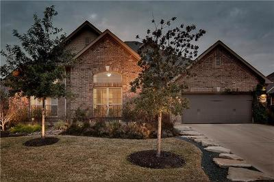 Round Rock Single Family Home For Sale: 2001 Westvalley Pl