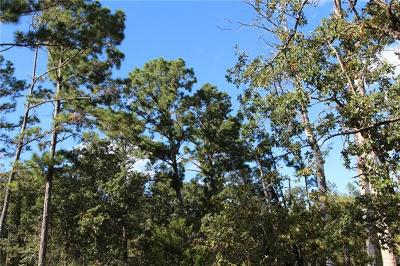 Bastrop County Residential Lots & Land For Sale: Lot 843 W Wiamea Ct