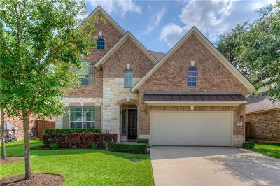 Cedar Park Single Family Home For Sale: 4008 Remington Rd