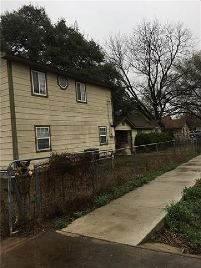 Liberty Hill Single Family Home For Sale: 3302 Ranch Road 1869