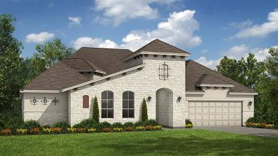 Leander Single Family Home For Sale: 2809 Painted Sky Bnd