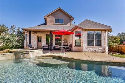 Round Rock Single Family Home Pending - Taking Backups: 5202 Sendero Springs Dr