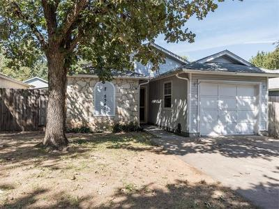 Austin Single Family Home For Sale: 5940 Kevin Kelly Pl