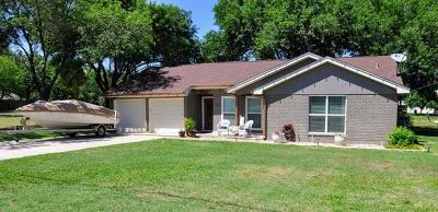 Marble Falls Single Family Home For Sale: 1205 Highland Dr