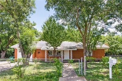 Pflugerville Single Family Home For Sale: 302 Wren Ave