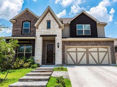 Buda Single Family Home For Sale: 228 Crystal City Crk
